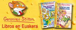 Libros en euskera